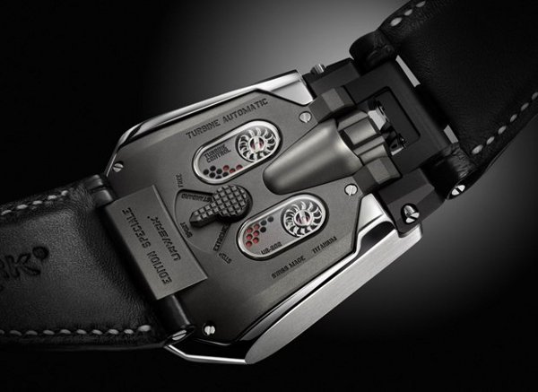urwerk white shark ur 202 3 Urwerk White Shark Watch