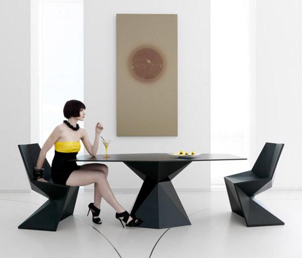 vortex vondom chair by karim rashid 1 Vondom Chair by Karim Rashid