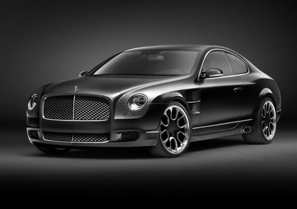Bentley R Type Concept 1 Bentley R Type Concept