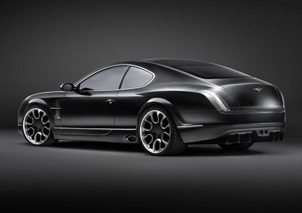 Bentley R Type Concept 4