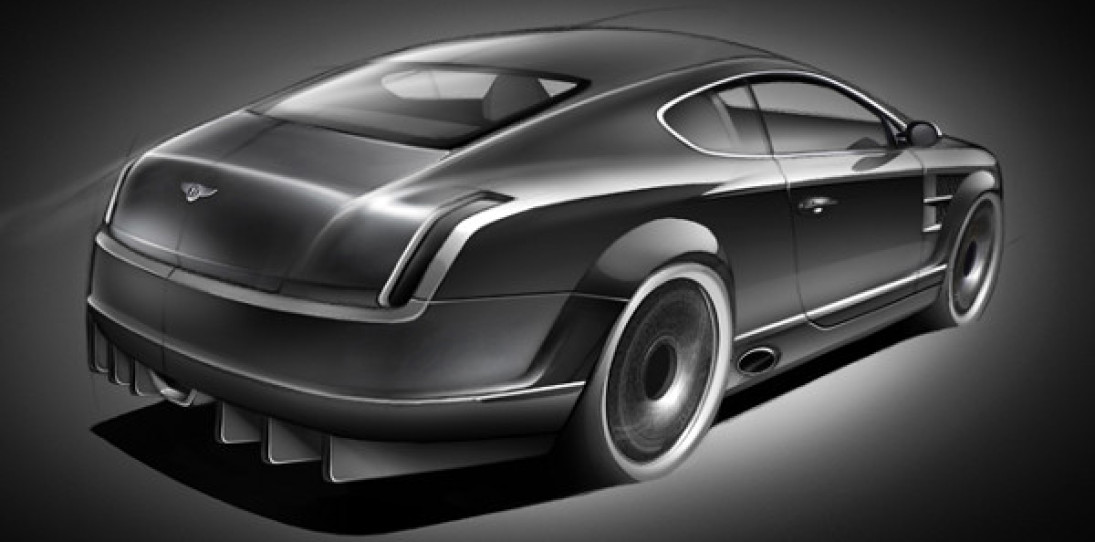 Bentley R Type Concept