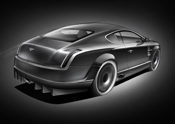 Bentley R Type Concept 9