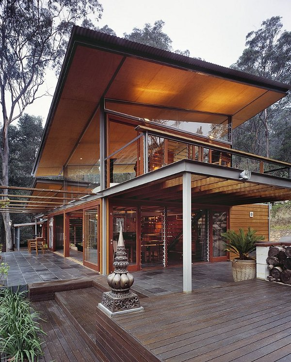 Bowen Mountain House by CplusC Architecture 1 Bowen Mountain House by CplusC Architecture