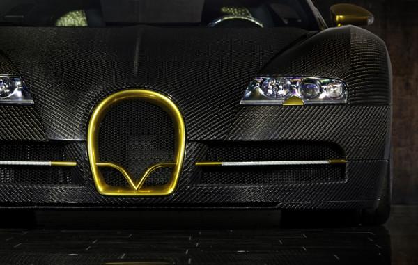 Bugatti Veyron by Mansory Linea Vincero d'Oro 3