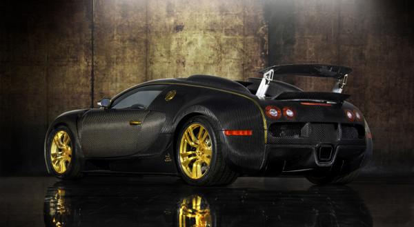Bugatti Veyron by Mansory Linea Vincero dOro 5 Bugatti Veyron by Mansory Linea Vincero dOro