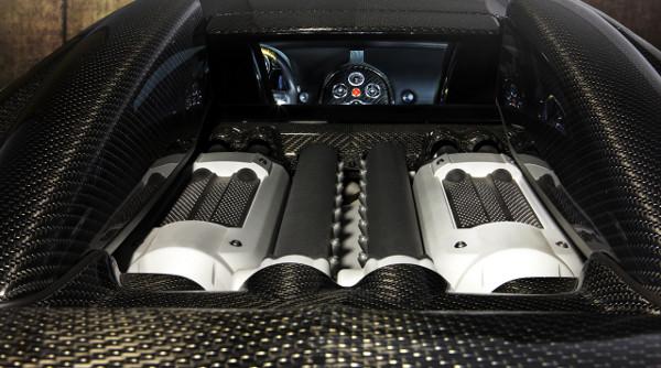 Bugatti Veyron by Mansory Linea Vincero d'Oro 7