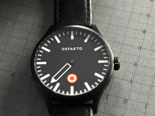 Defakto One Hand Watches 2 Defakto One Hand Watches