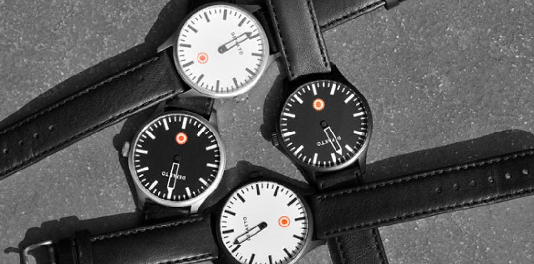 Defakto One Hand Watches