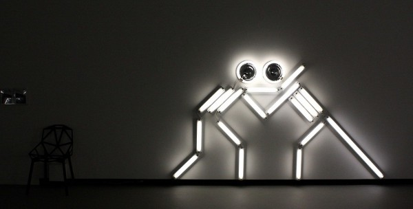 Light Sculptures by Iván Navarro 1