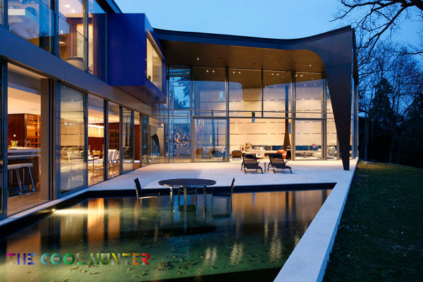 Sow House Lake Geneva By Saota