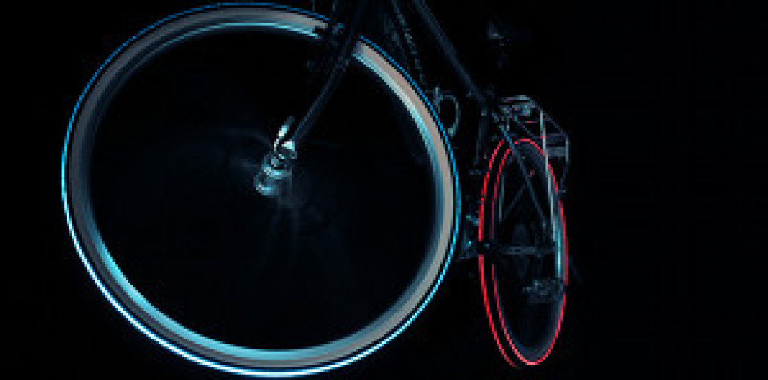 Cyglo Night Bright LED Tires