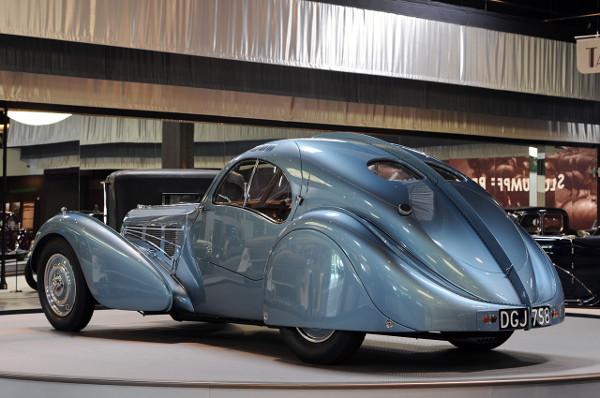 1936 Bugatti Type 57SC Atlantic 2