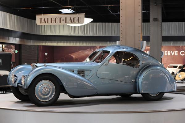 1936 Bugatti Type 57SC Atlantic 3