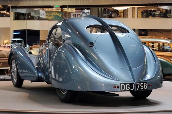 1936 Bugatti Type 57SC Atlantic 4 1936 Bugatti Type 57SC Atlantic