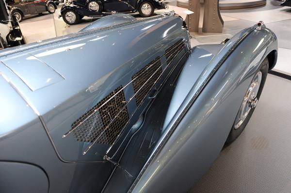1936 Bugatti Type 57SC Atlantic 6