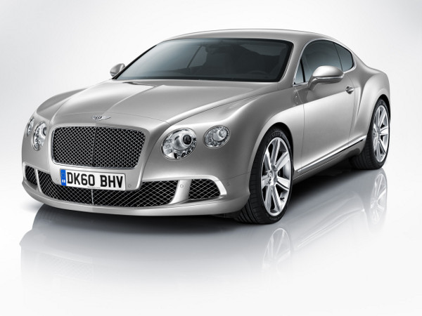 2011 Bentley Continental GT 1 2011 Bentley Continental GT