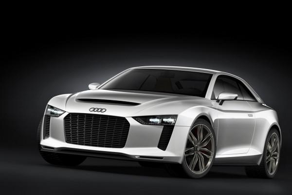 Audi Quattro Concept 1 Audi Quattro Concept