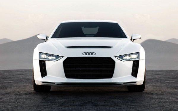 Audi Quattro Concept 3 Audi Quattro Concept