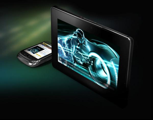 Blackberry PlayBook Tablet 1 Blackberry PlayBook Tablet