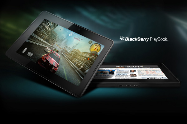 Blackberry PlayBook Tablet 4 Blackberry PlayBook Tablet