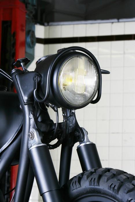 Blitz Motorcycles 1963 BMW R60-2 3