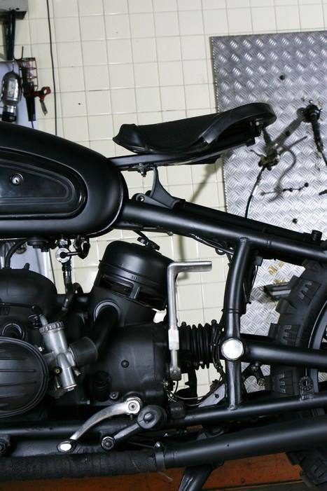 Blitz Motorcycles 1963 BMW R60-2 5