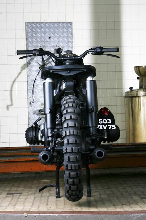 Blitz Motorcycles 1963 BMW R60-2 8