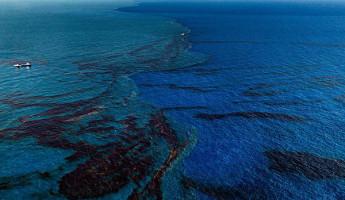 Edward Burtynsky Oil Spill Photography