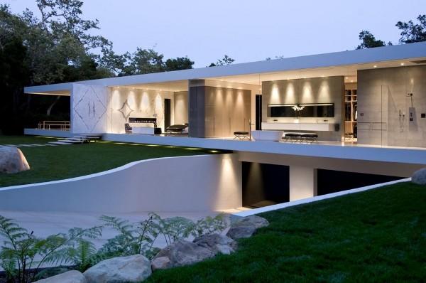 Glass Pavilion House by Steve Hermann 2