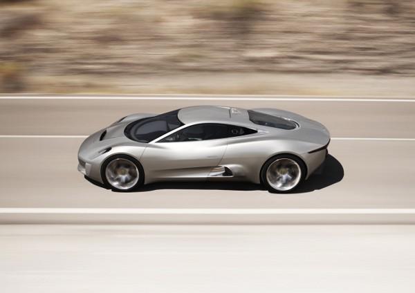 Jaguar C X75 Concept 3 Jaguar C X75 Concept