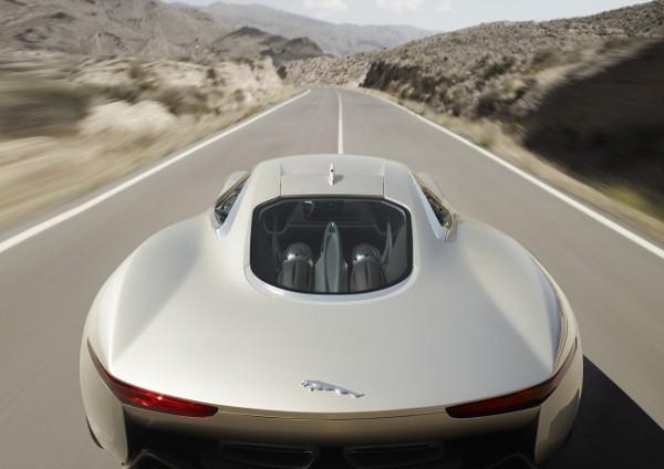 Jaguar C X75 Concept 4 Jaguar C X75 Concept