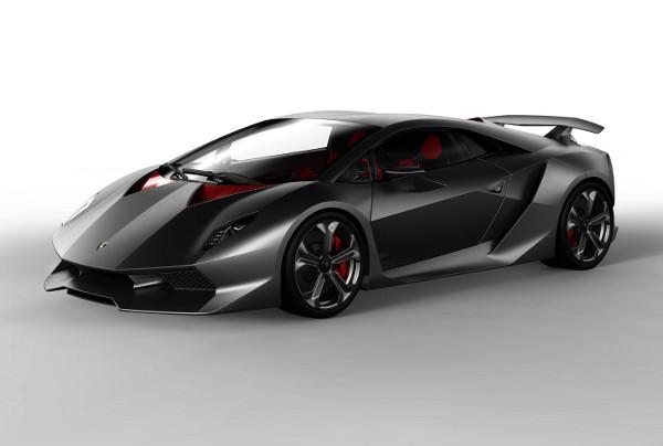 Lamborghini Sesto Elemento 1 Lamborghini Sesto Elemento
