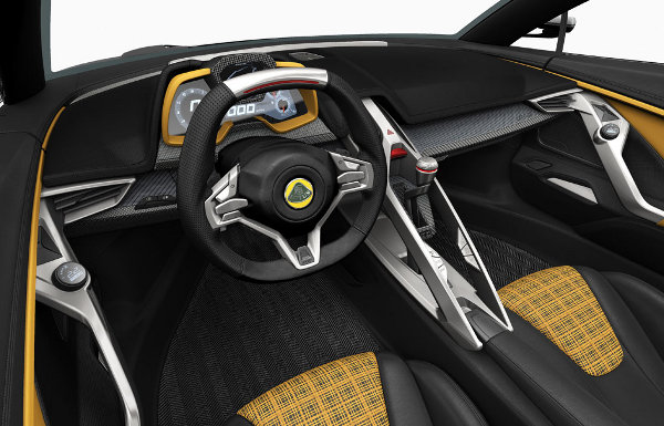 Lotus Elise Concept 5
