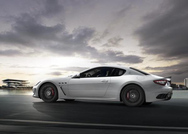 Maserati GranTurismo MC Stradale 3