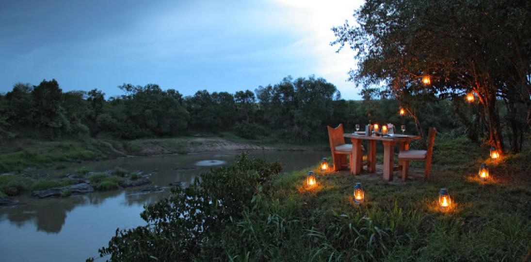 Naibor Luxury Safari Retreat – Kenya