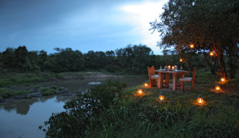 Naibor Luxury Safari Retreat – Kenya
