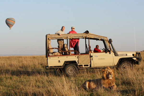 Naibor Luxury Safari Retreat – Kenya 4