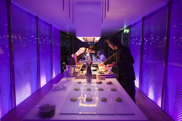 Nomiya Temporary Restaurant – Paris 1