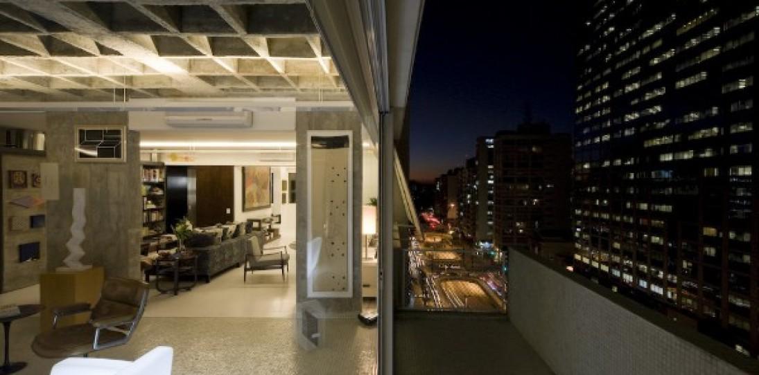 Paulista Avenue Residence – Sao Paulo, Brazil