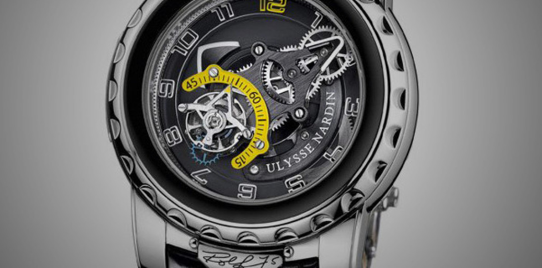 Ulysse Nardin Freak Diavolo Rolf 75 Watch
