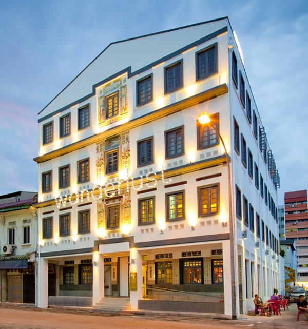Wanderlust Hotel of Singapore 1 Wanderlust Hotel of Singapore