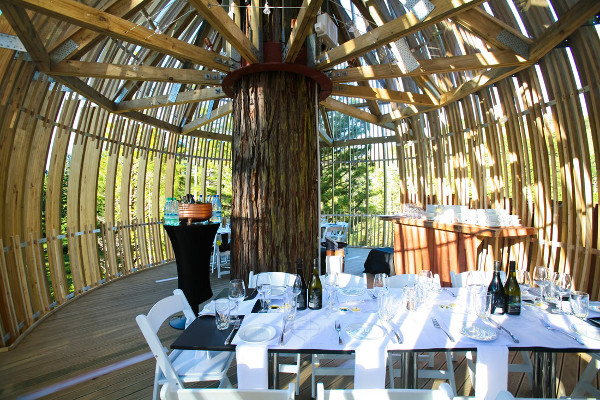 Yellow Treehouse Restaurant – New Zealand 2