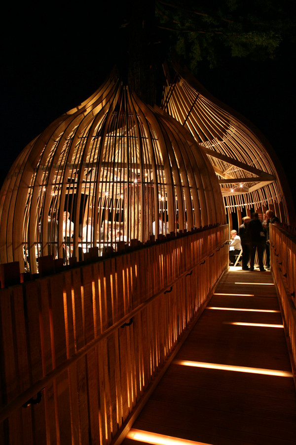 Yellow Treehouse Restaurant – New Zealand 3
