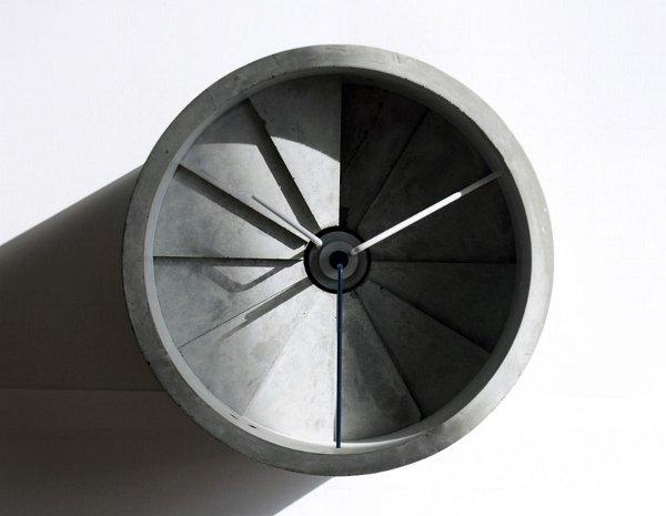 4th Dimension Clock by 22 Design Studio 1 4th Dimension Clock by 22 Design Studio