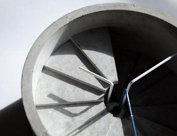 4th Dimension Clock by 22 Design Studio 3 4th Dimension Clock by 22 Design Studio