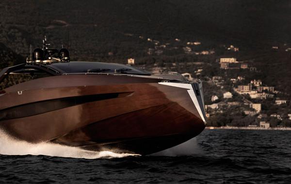 Art of Kinetik Hedonist Yacht