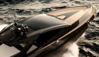 Art of Kinetik Hedonist Yacht
