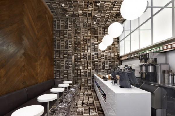 D'espresso Cafe New York 1