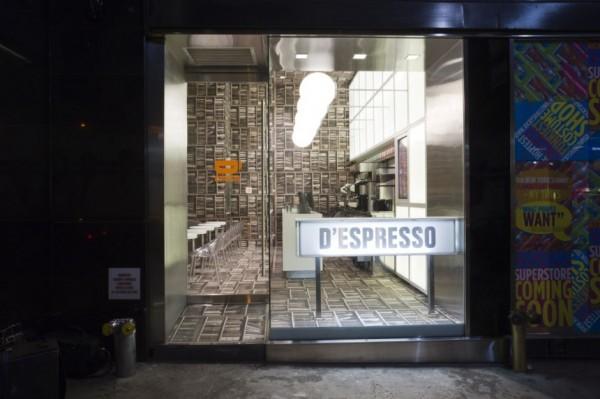 D'espresso Cafe New York 5