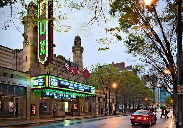 Fox Theater Atlanta 1 Fabulous Fox Theater: a True Monument of Entertainment